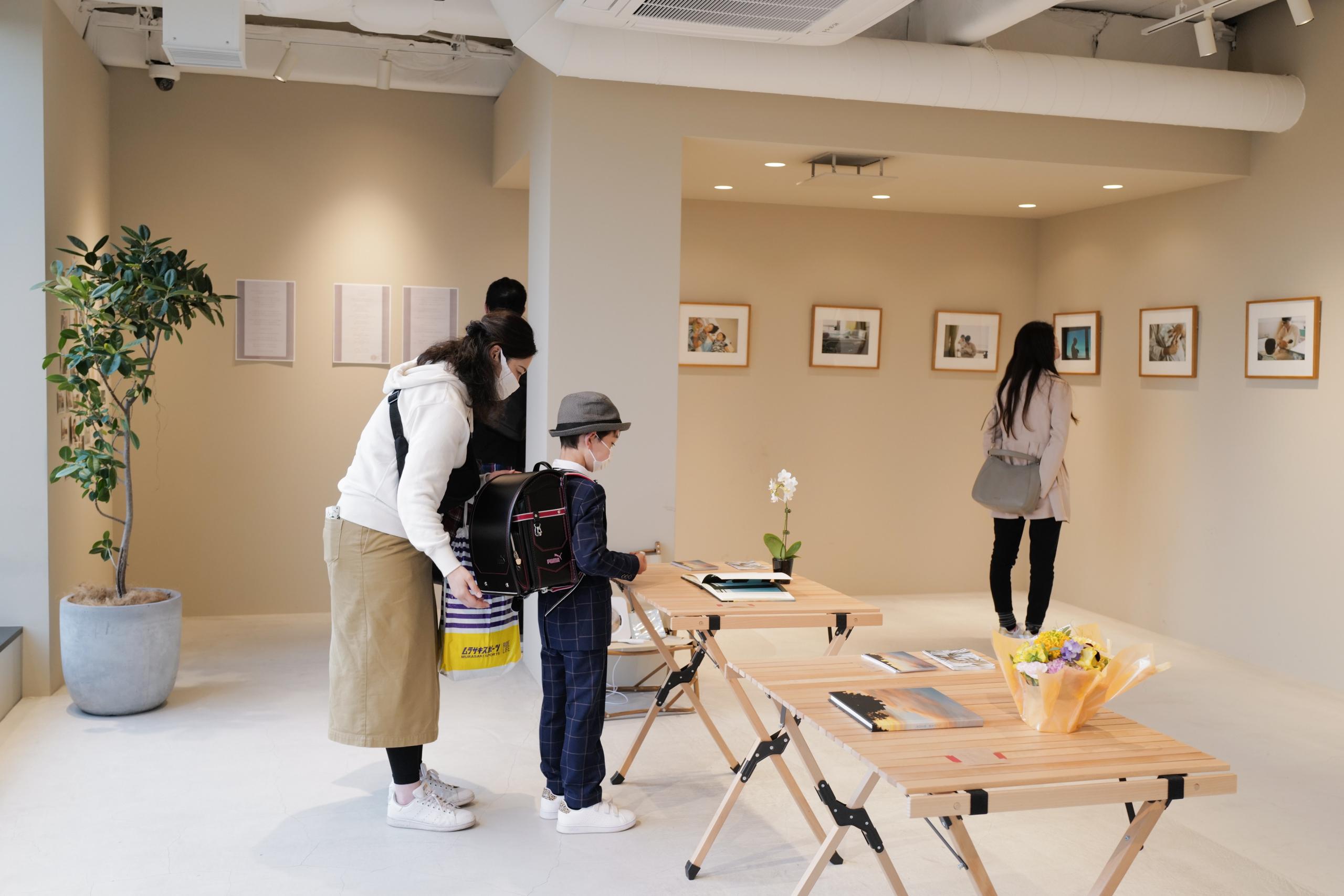 しんがき家写真展「あさの光」|Ff(エフエフ)|パークアウトドア施設